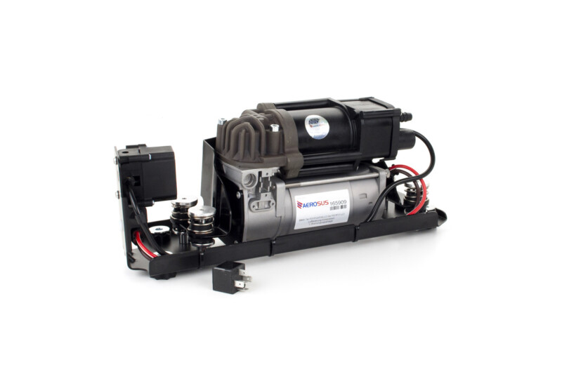 BMW 5 F07/F11 LCI Compresseur Suspension / Installation d'alimentation en air
