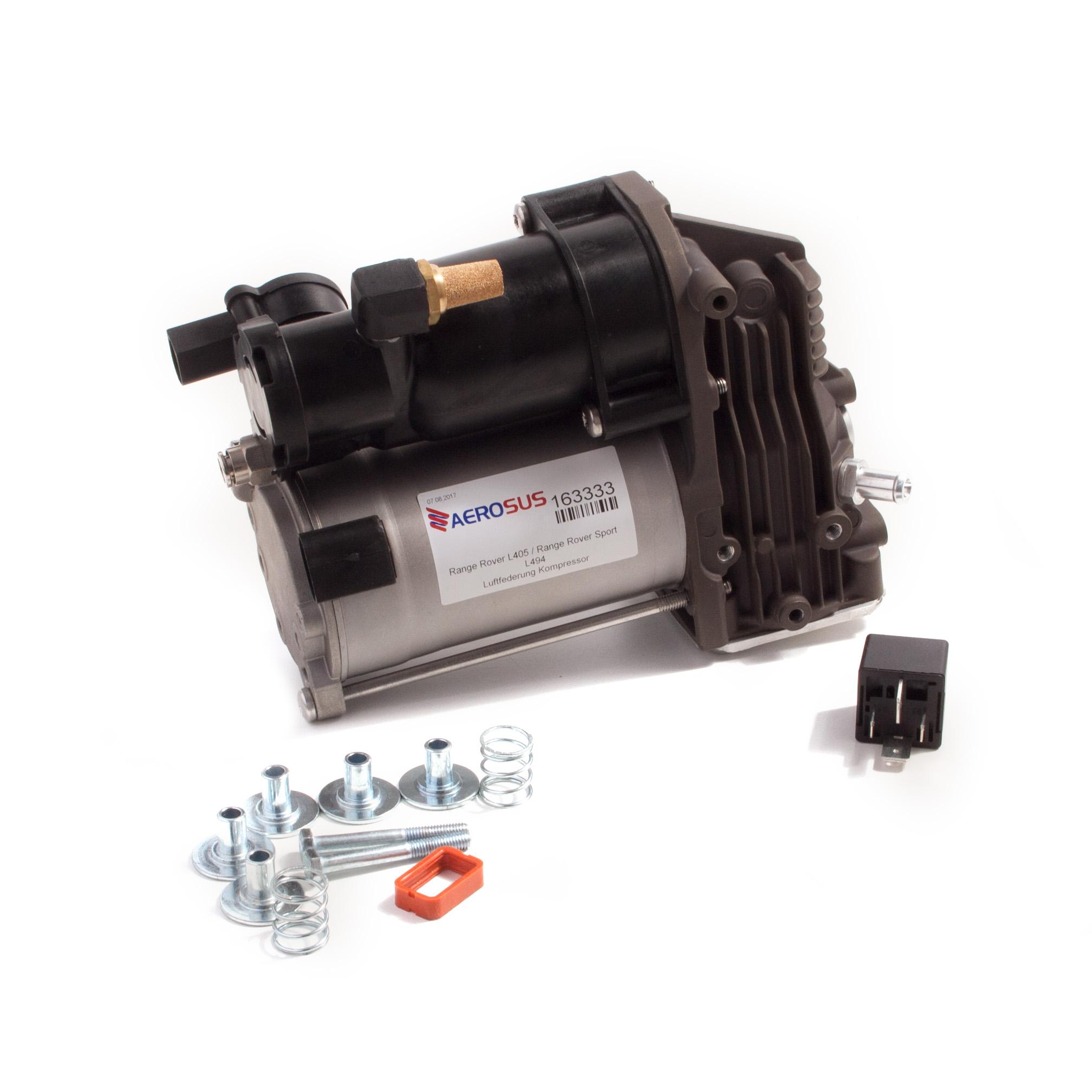 Pièces de Rechanges et Consommables Compresseur Suspension Range Rover Sport L494