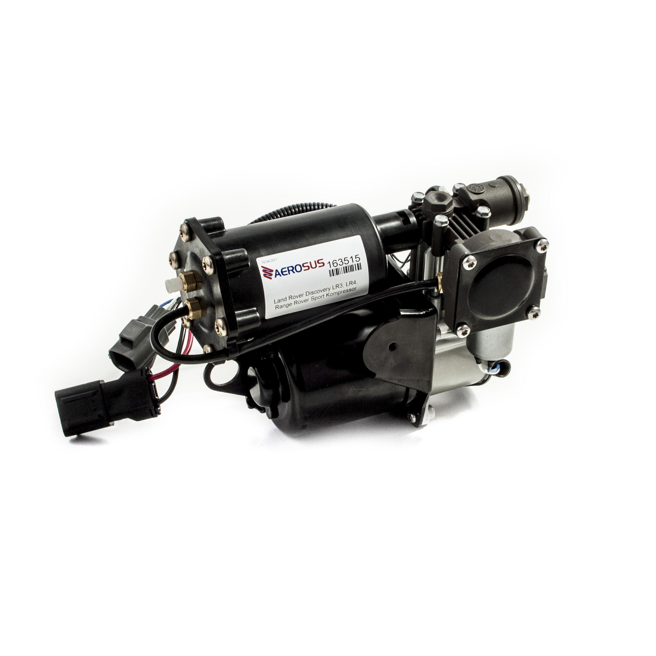 Pièces de Rechanges et Consommables Compresseur Suspension Land Rover Discovery 3 (2004-2009)