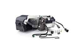 Compresseur de suspension pneumatique Land Rover Discovery 3 incl. boîtier, kit d'admission / décharge (2004-2009) LR061663