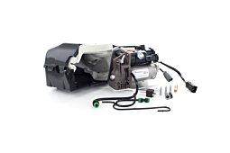 Compresseur de suspension pneumatique Land Rover Discovery 4 incl. boîtier, kit admission / décharge (2009-2017) LR061663